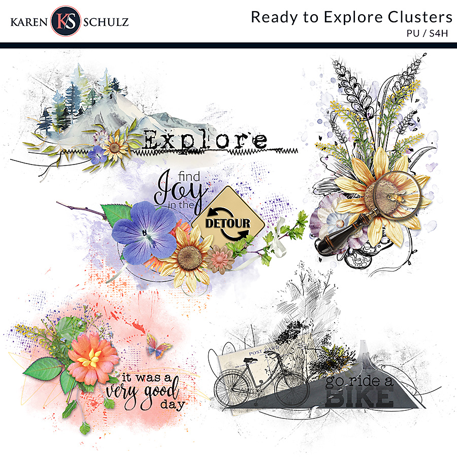 Ready to Explore Clusters
