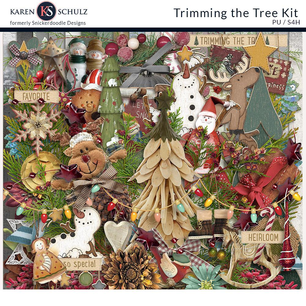 Trimming the Tree Kit