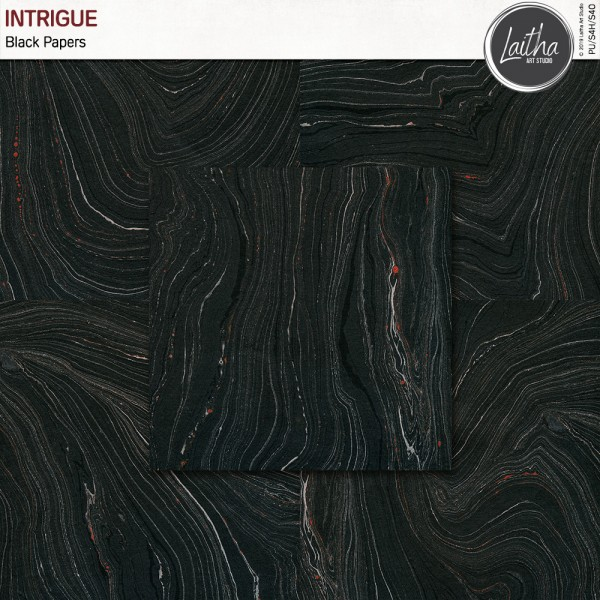 Intrigue - Black Papers