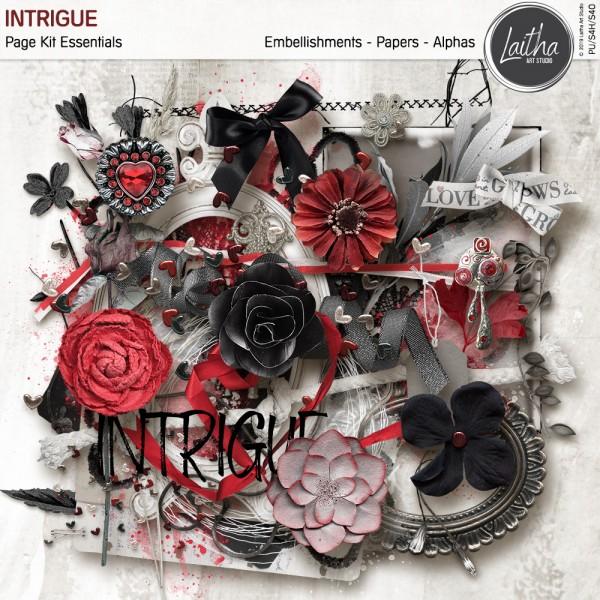 Intrigue - Page Kit Essentials
