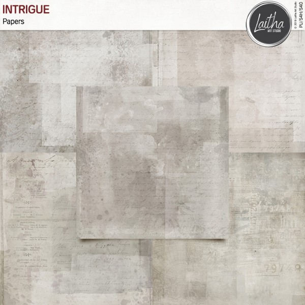 Intrigue - Papers