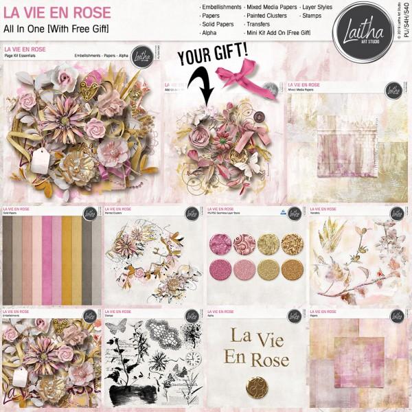 La Vie En Rose - All In One with FWP