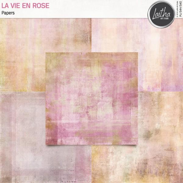 La Vie En Rose - Papers