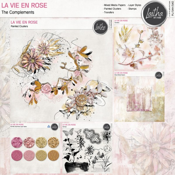 La Vie En Rose - The Complements