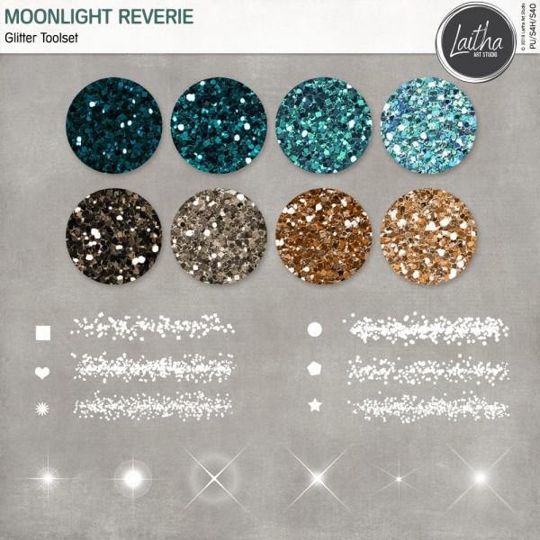 Moonlight Reverie - Glitter Toolset