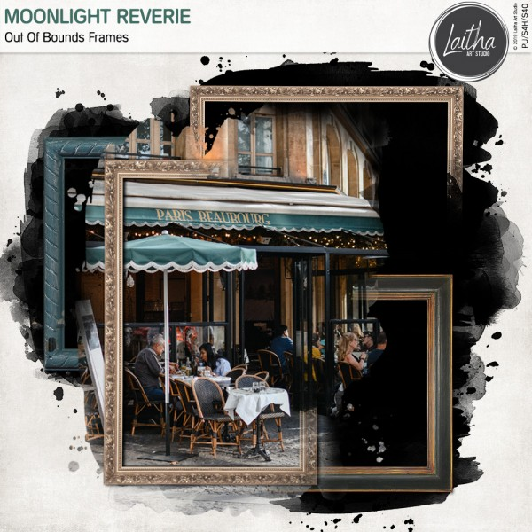 Moonlight Reverie - Out Of Bounds Frames