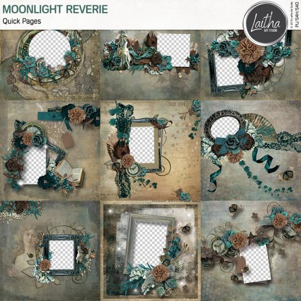 Moonlight Reverie - Quick Pages Album
