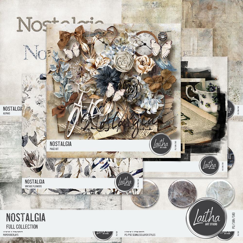 Nostalgia - Full Collection