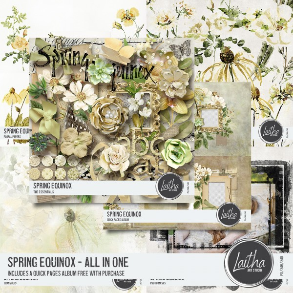 Spring Equinox - All In One [with Free With Purchase]