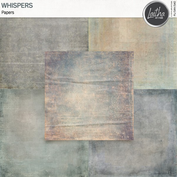Whispers - Papers