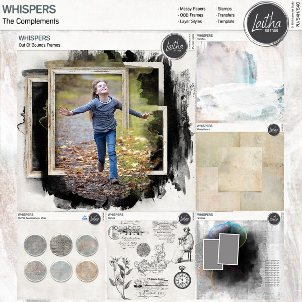 Whispers - The Complements