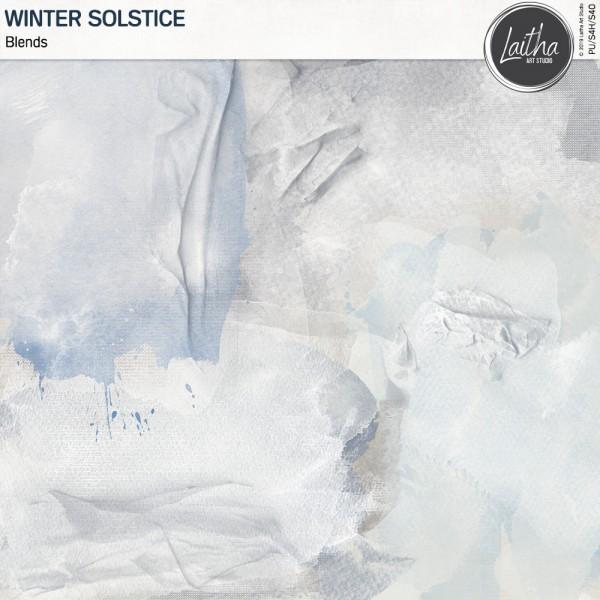 Winter Solstice - Blends