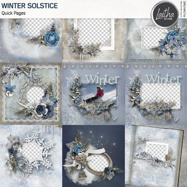 Winter Solstice - Quick Pages
