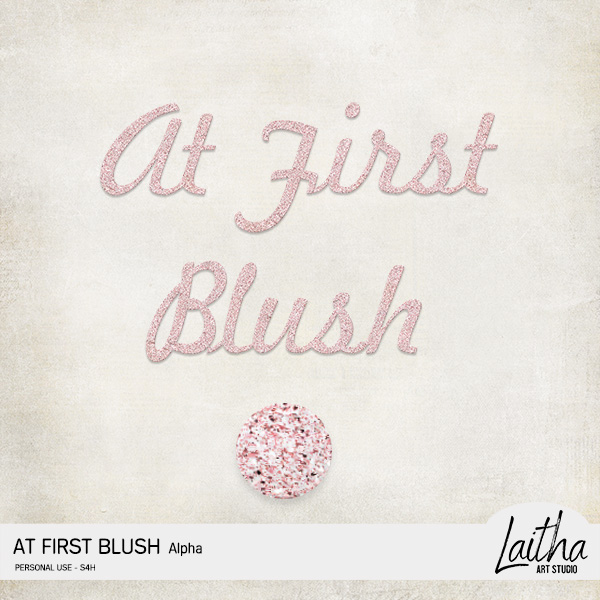 At First Blush - Alpha
