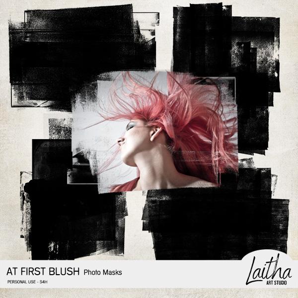 At First Blush - Photo Masks