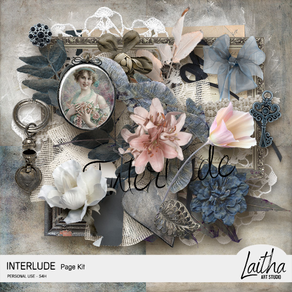 Interlude - Page Kit