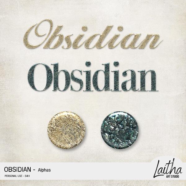 Obsidian - Alphas