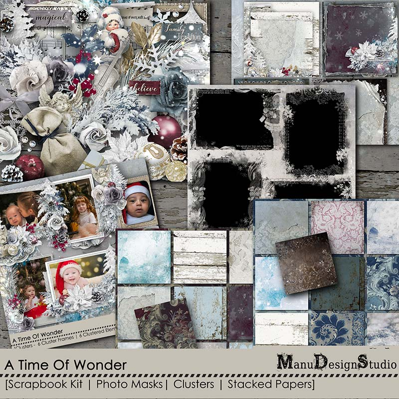 A Time Of Wonder - Bundle