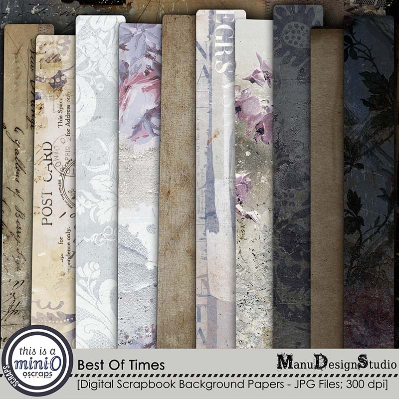 Best Of Times -  Papers