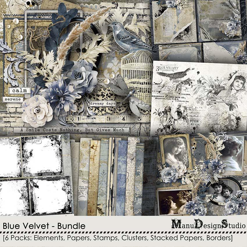 Blue Velvet - Bundle