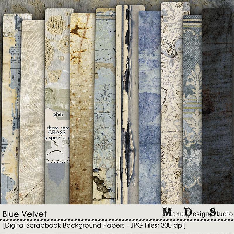 Blue Velvet - Papers