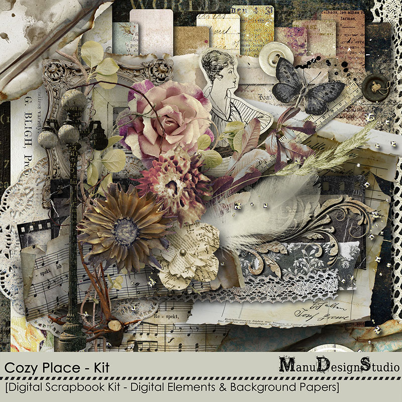 Cozy Place - Kit