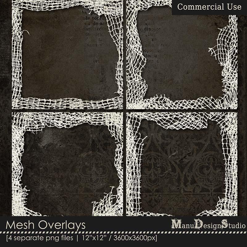 Mesh Overlays - CU