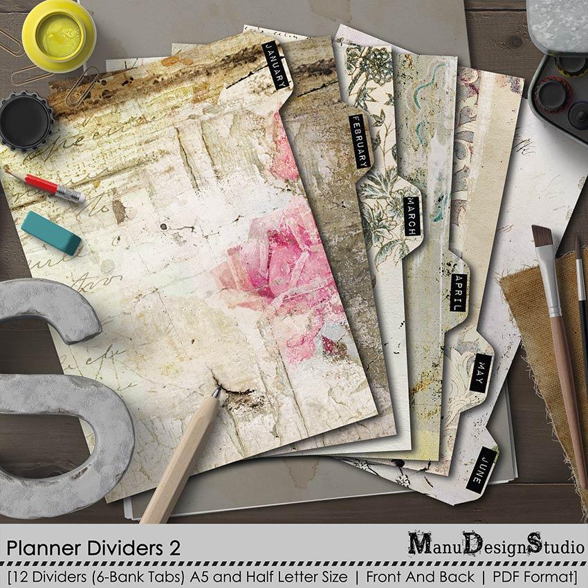 Planner Dividers 02