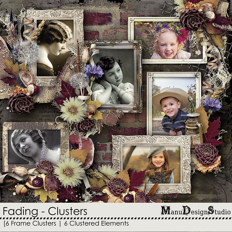 Fading - Clusters