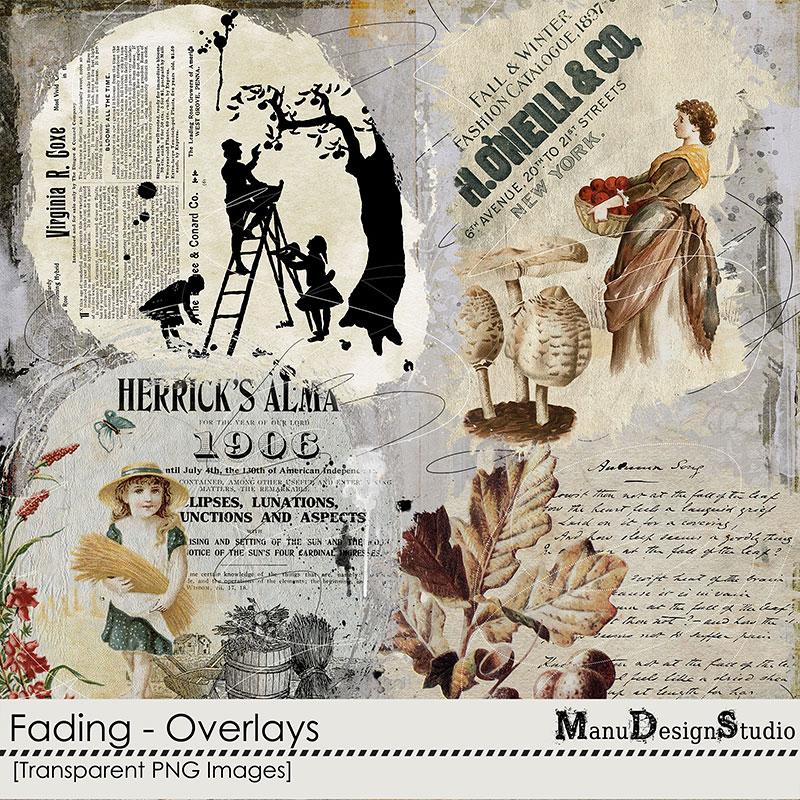 Fading - Overlays