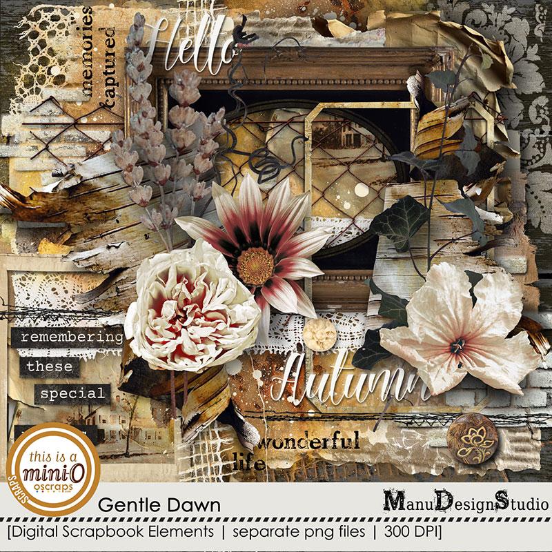 Gentle Dawn - Elements