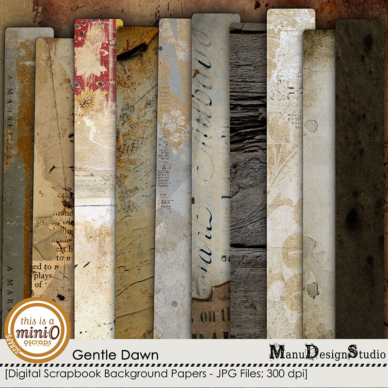Gentle Dawn - Papers