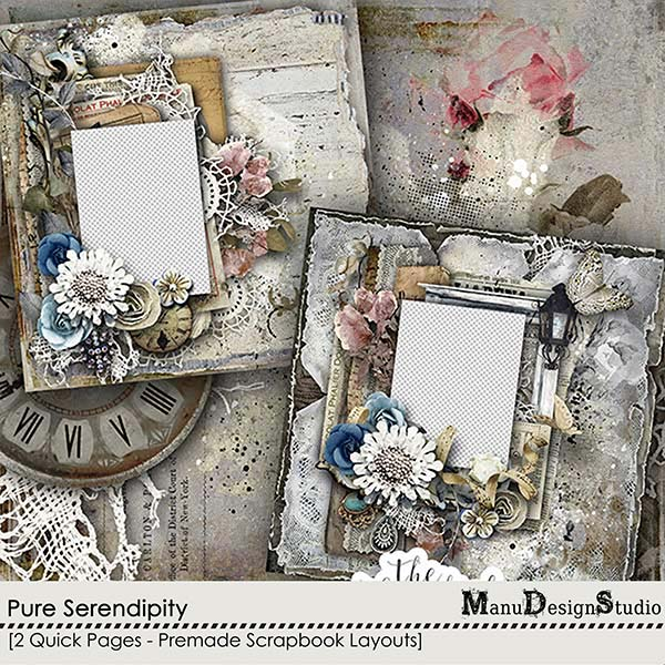 Pure Serendipity - Quick Pages