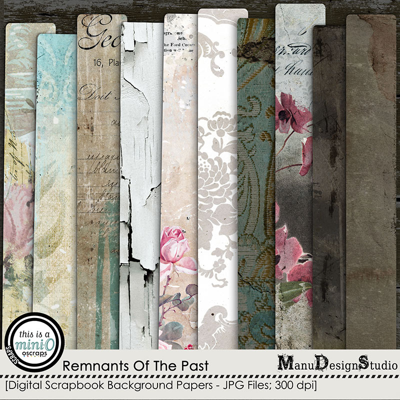 Remnants Of The Past -  Papers