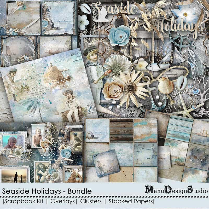 Seaside Holidays - Bundle