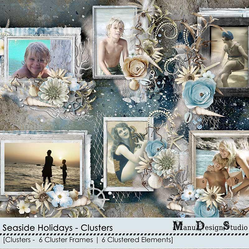 Seaside Holidays - Clusters