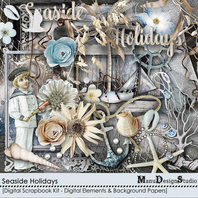 Seaside Holidays - Kit