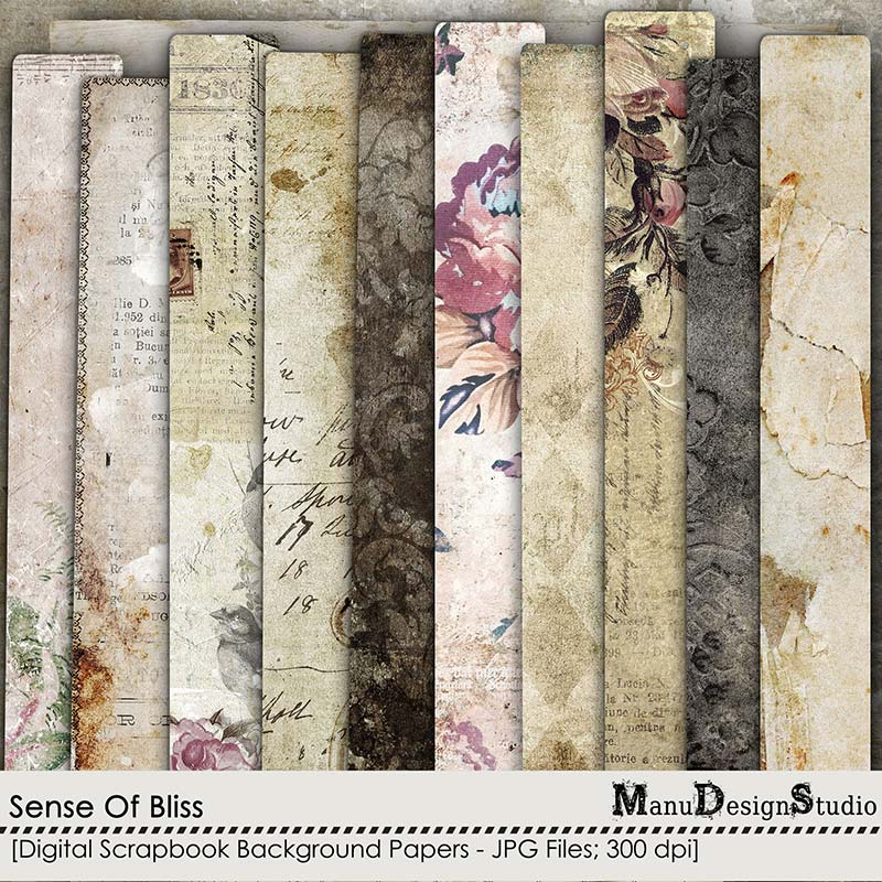Sense Of Bliss - Papers