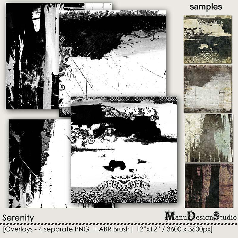 Serenity - Page Overlays