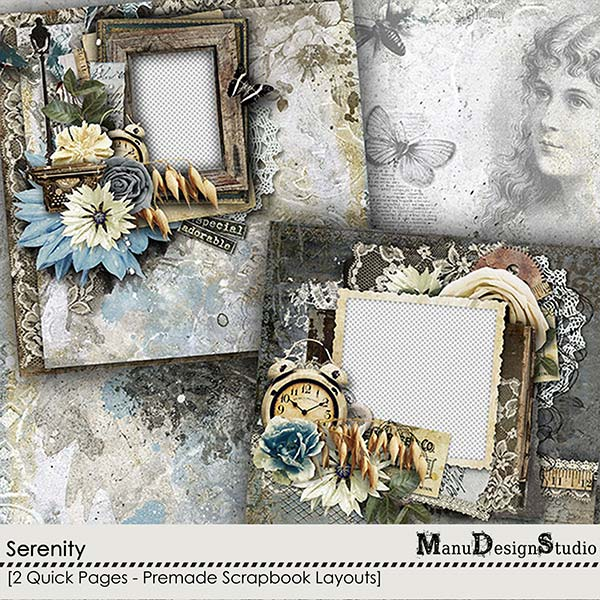 Serenity- Quick Pages