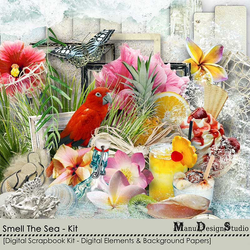 Smell The Sea - Kit