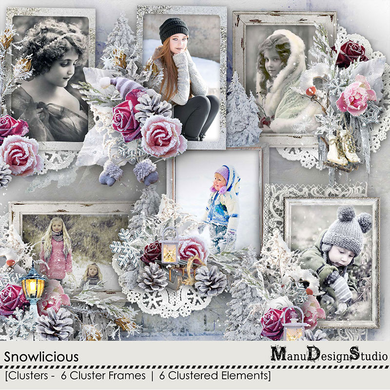 Snowlicious - Clusters