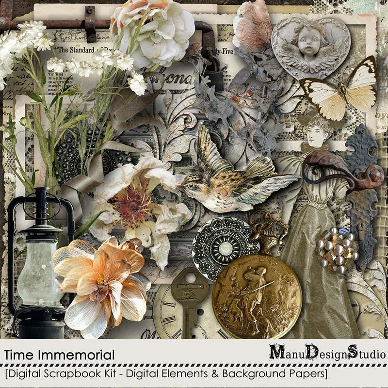 Time Immemorial - Kit