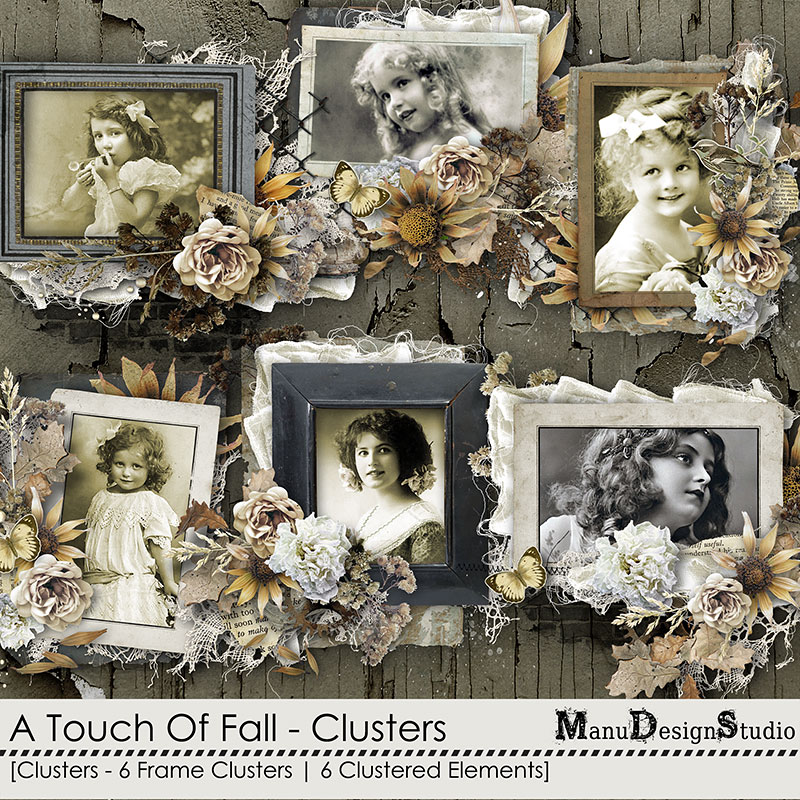 A Touch Of Fall - Clusters
