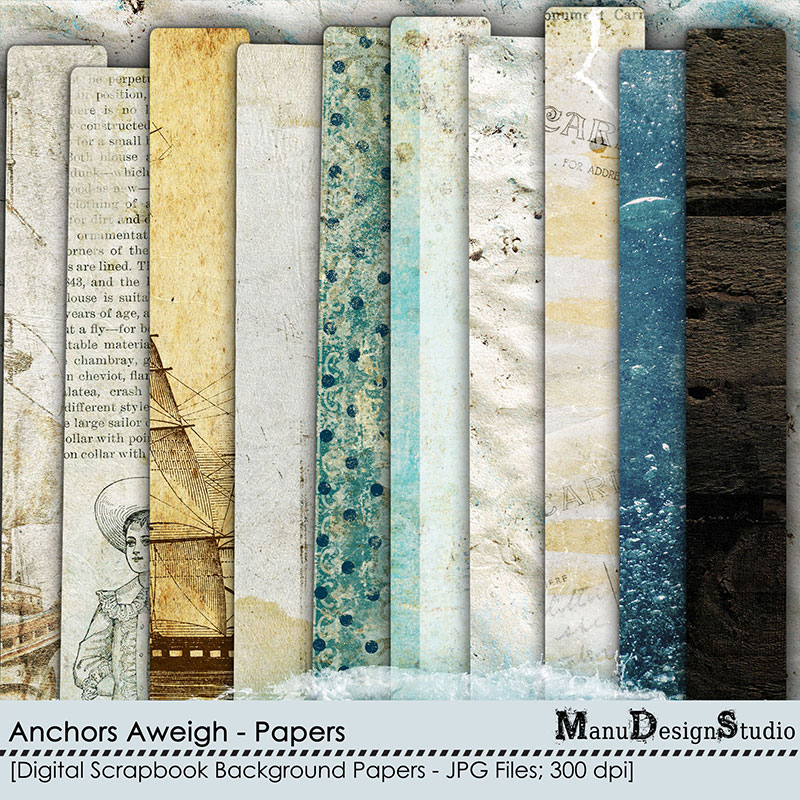 Anchors Aweigh - Papers