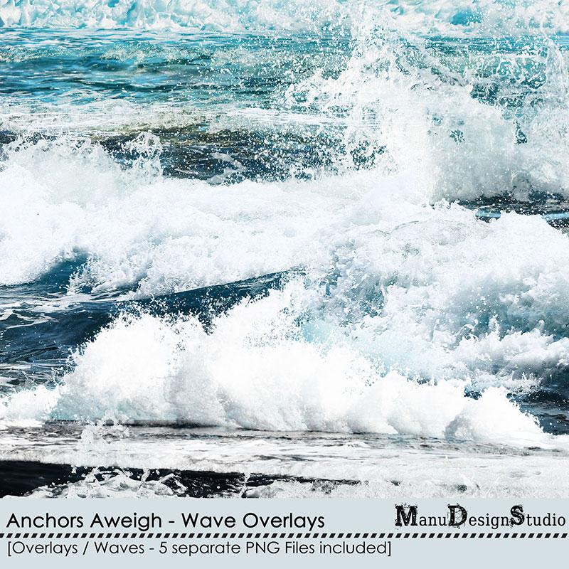 Anchors Aweigh - Waves