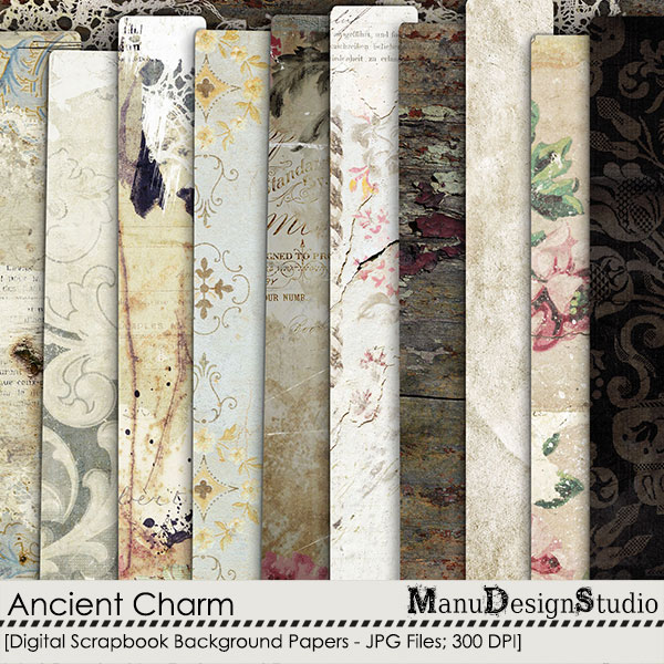 Ancient Charm - Papers