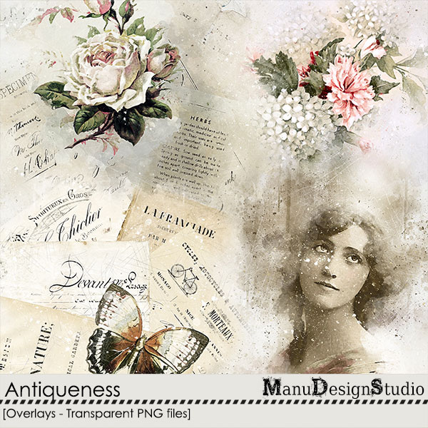 Antiqueness - Overlays