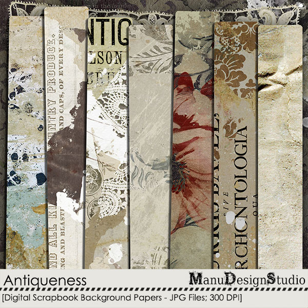 Antiqueness - Papers