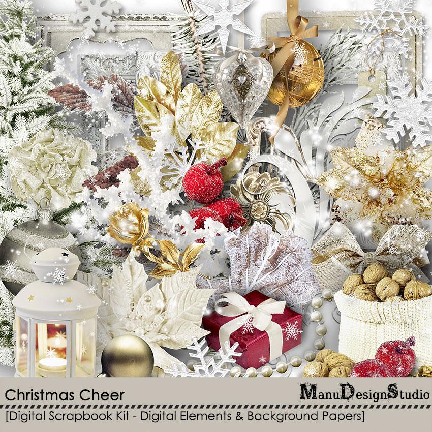 Christmas Cheer - Kit